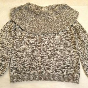 Umgee Womens M Tunic Sweater Chunky 1116